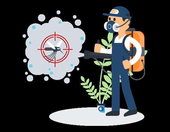 Professional Pest Control Kelvin Grove